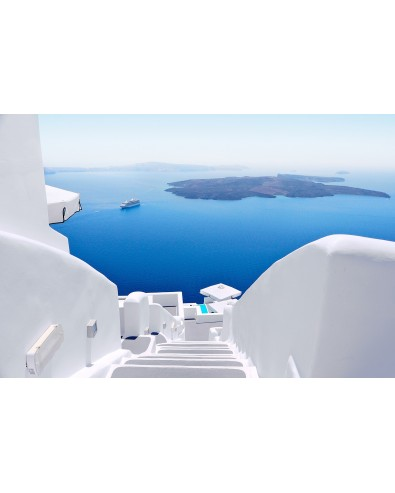 Voyage grèce îles Cyclades Iles Santorin Naxos 8 jrs 7 nts