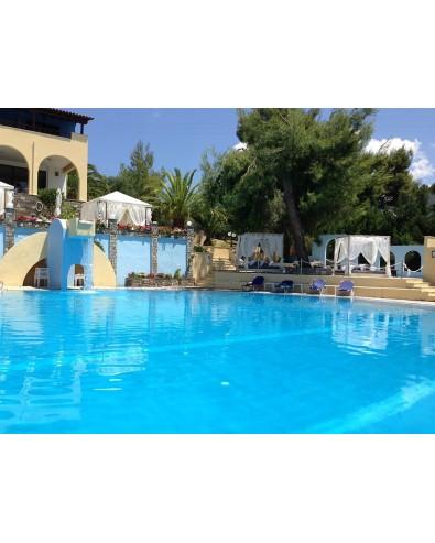 Séjour Grèce région Thessalonique hôtel Elea village
