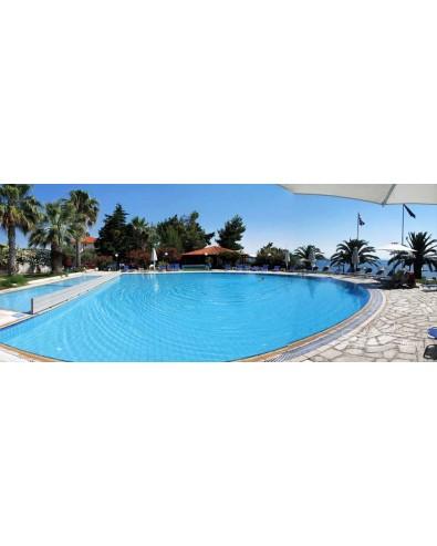 séjour grèce region Thessalonique hôtel Lilly Ann beach