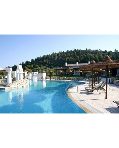 séjour Grece region Thessalonique hôtel Athena Pallas