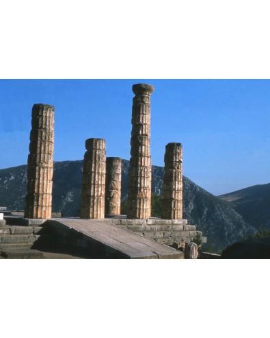 circuit Athènes Grèce classique et byzantine, Mystra Météores