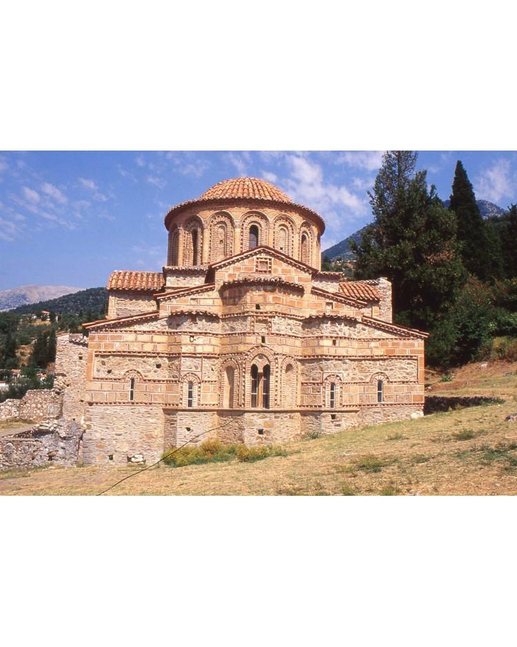 Circuit organisé au départ d'Athènes la Grece byzantine et classique