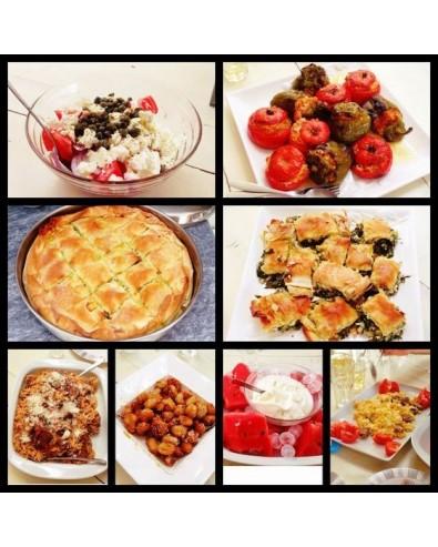 cours de cuisine à Mykonos