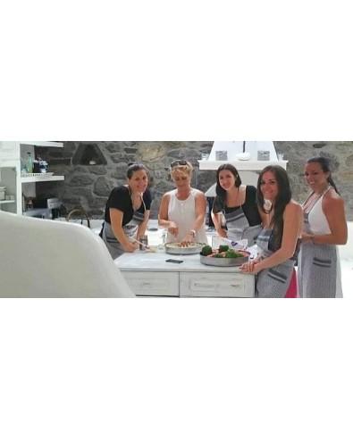 Séjour île Cyclades Mykonos la cuisine grecque  à Mykonos