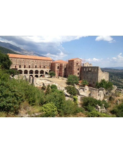 voyage Grèce classique, Mystra, les Météores 5 jrs 4 nts