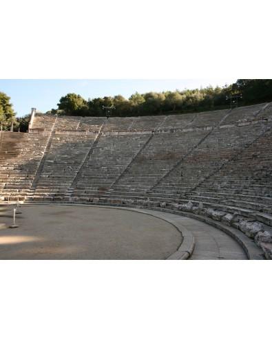 circuit ECO  Argolide, olympie, Delphes sans Athènes