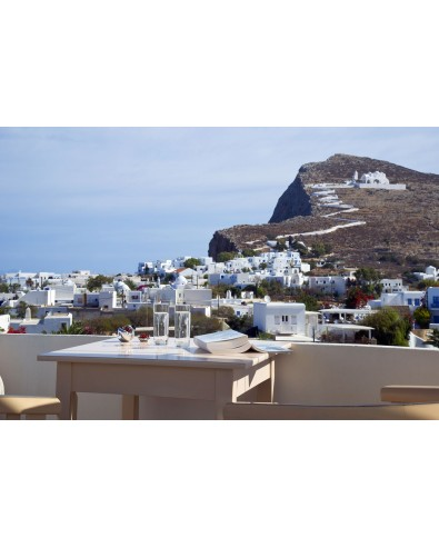 Les Cyclades  Iles de Santorin - folegandros - 8 jours /  7 nuits