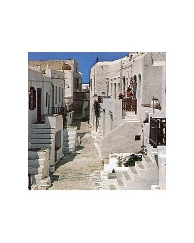 voyage îles Cyclades Iles Santorin folegandros 8jrs 7nts