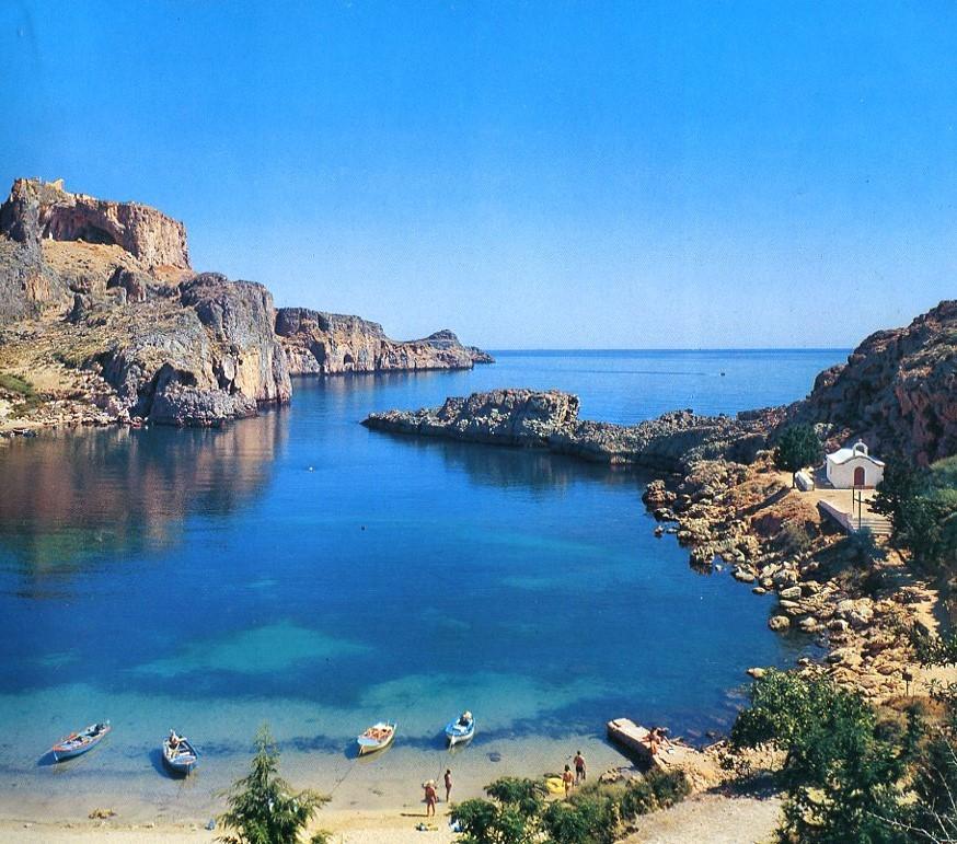 Iles de Rhodes & Karpathos - 8 jours / 7 nuits