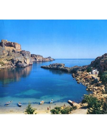 Iles de Rhodes & Patmos - 8 jours / 7 nuits