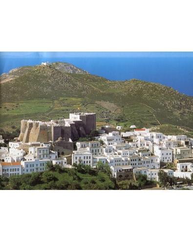 Voyage Iles grecques Rhodes & Patmos - 8 jrs 7 nts