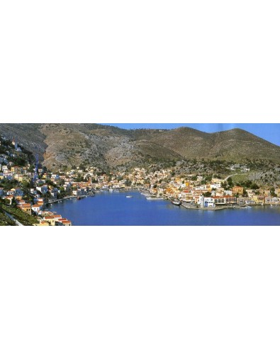 Voyage Iles grecques Rhodes & Symi - 8 jrs  7 nts