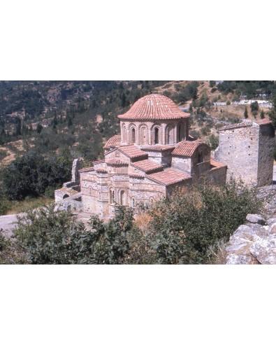 Voyage Péloponèse sud Grèce byzantine vénitienne Autotour 8jrs 7nts
