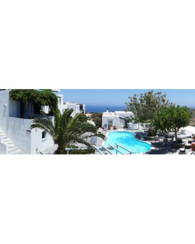 Voyage Grèce séjour île grecque de Sifnos Hôtel Petali 4*