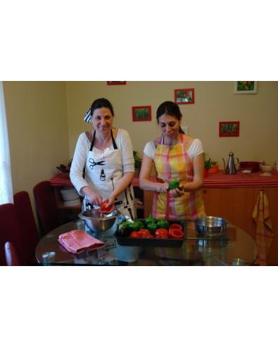 Séjour Athènes: cours de cuisine grecque à Athènes
