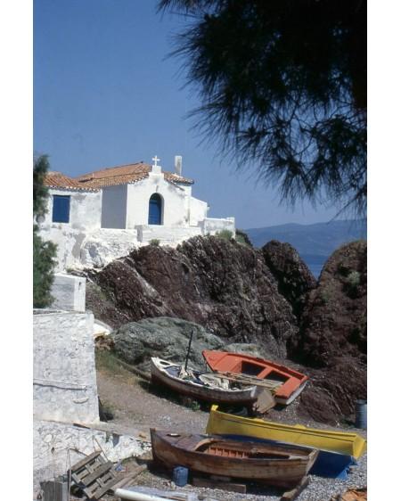 Voyage Iles grecques Athènes Hydra Egine 8 jrs 7 nts