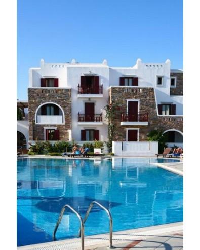 Voyage Grece Cyclades Ile de Naxos Hôtel Naxos Resort
