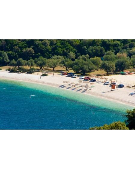 Séjour Grèce ile ionienne Cephalonie Hôtel Sami Beach