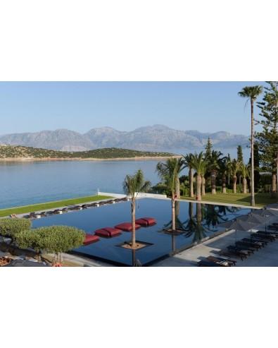 sejour Grèce île de Crete hôtel luxe saint Nicolas bay