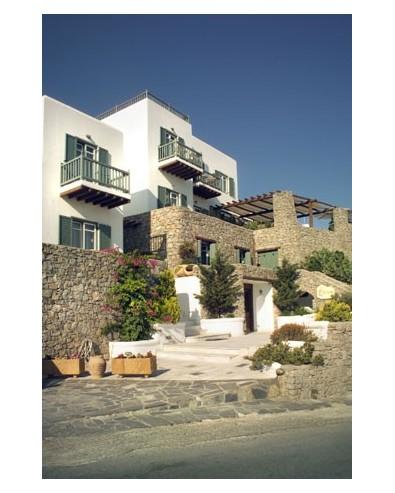 voyage Grèce Cyclades Séjour Mykonos Hôtel Pelican Bay 4*