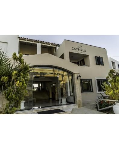 Voyage et séjour île de Crète hôtel Castello village 3*