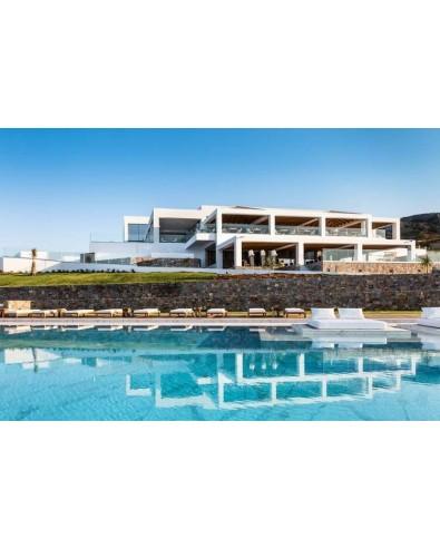 voyage en Grèce île de Crete hôtel abaton island  resort 5 étoiles
