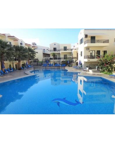 Voyage séjour île grecque: Crète Hôtel diogenis blue palace