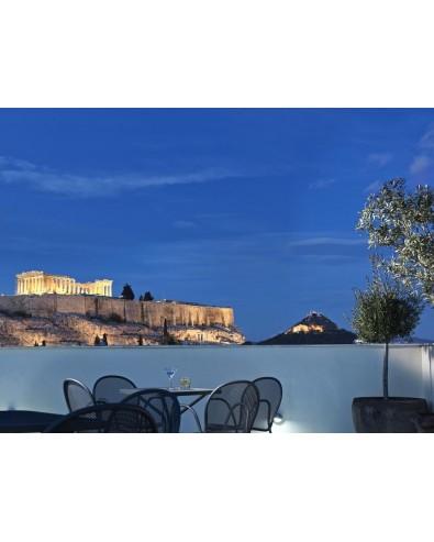 Voyage grèce séjour Athènes acropolis hill 3*