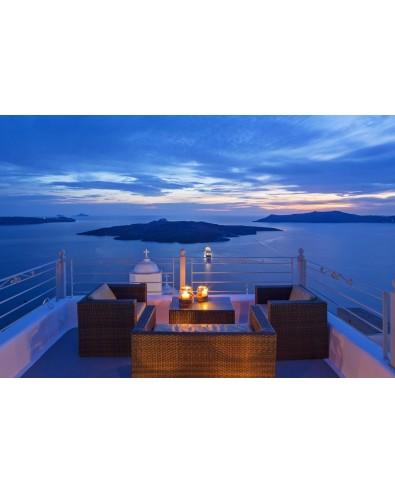 voyage îles grecques Sejour Santorin aroma suite  Hôtel