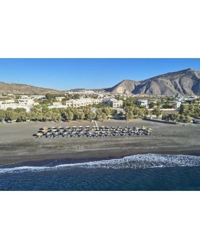 voyage en Grèce santo miramare  perivolos Santorin