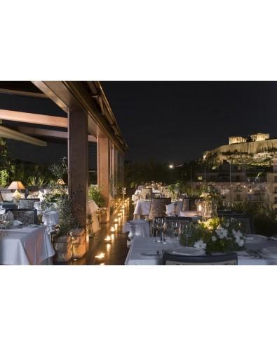 voyage Grèce séjour Athènes Hôtel royal olympic