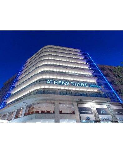 Voyage Grèce séjour  Athènes Hôtel tiare 4*