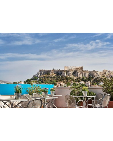 Voyage Grèce séjour  Athènes Hôtel Arion 3*