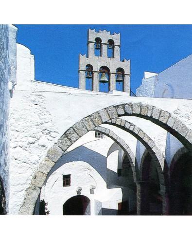 iles de Rhodes Patmos 8 jours 7 nuits