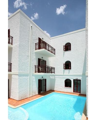 Voyage Grèce séjour Ile grecque de Naxos Hôtel Aeolis