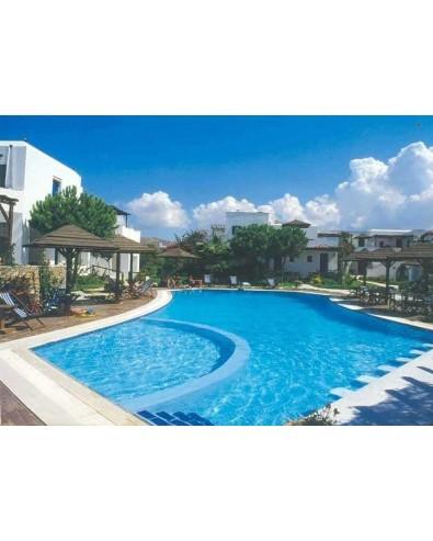 alkionis hôtel 3 étoiles chora plage Naxos