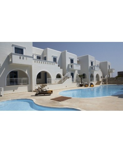 lagos mare hôtel 4 étoiles agios prokopios naxos