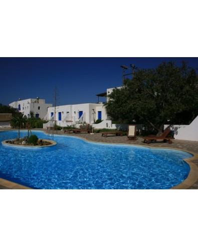 Voyage Grèce Iles Cyclades Amorgos Hôtel Lakki Village