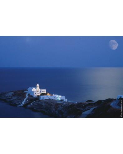 Voyage iles grecques 8 jours 7 nuits Athènes Sifnos Milos Athènes