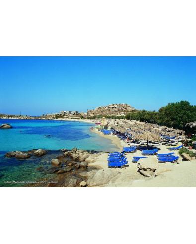 Combiné découverte des Cyclades Athenes Mykonos Naxos athenes