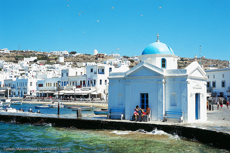 voyage les grecques mykonos paros naxos 15 jrs 14 nts circuits et voyages la carte en gr ce. Black Bedroom Furniture Sets. Home Design Ideas