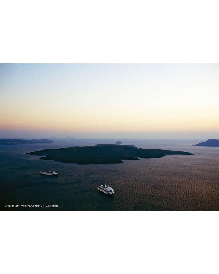 Découverte des Cyclades 14 nuits Mykonos Paros Naxos Santorin
