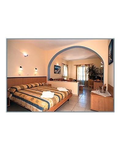 voyage îles grecques Sejour Santorin Hôtel Aegean Plaza