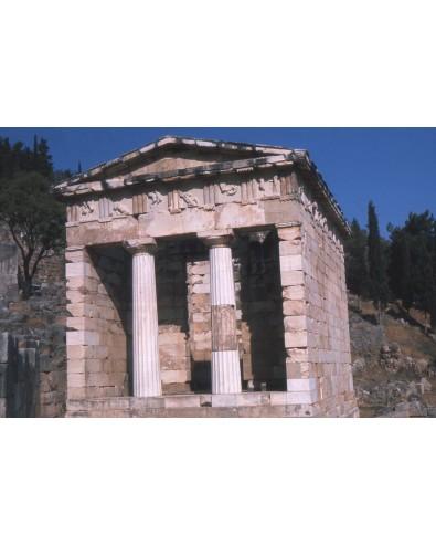 voyage Grèce classique et byzantine -autotour 8 jrs 7 nts