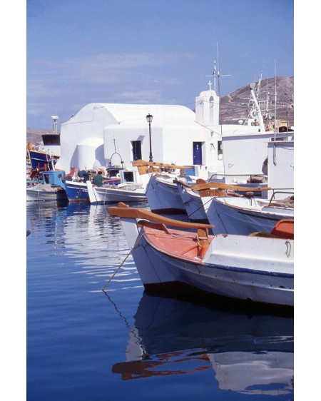 Athènes iles de  Santorin Paros Athènes 8 jrs 7 nts