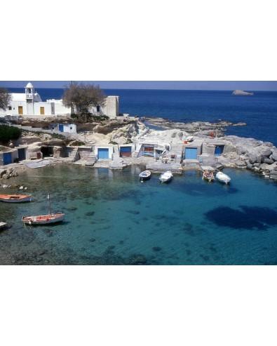 Voyage Iles grecques Athènes Sifnos Milos 8 jrs 7 nts