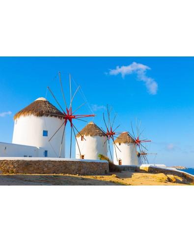 Mykonos Paros Naxos Santorin 15 jrs 14 nts