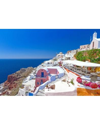 Voyage îles grecques Crète & Santorin 8 jrs 7 nts