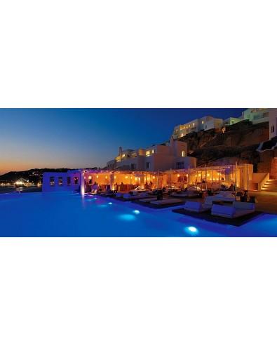 voyage îles grecques séjour Mykonos Hôtel luxe Cavo Tagoo