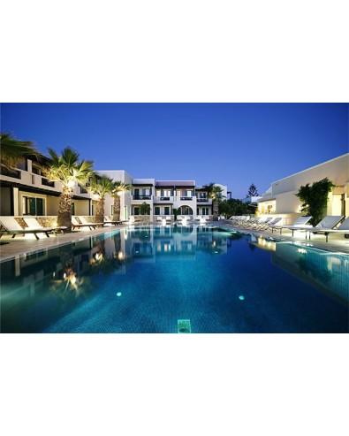 Voyage Grèce île grecque de Santorin Hôtel Rose Bay 4*